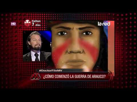 Doctor File explica en MV el origen del pueblo Mapuche