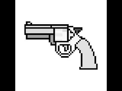 Sandbox раскраски по цифрам револьвер