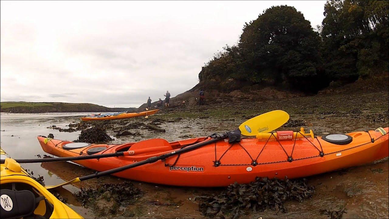 NFKCC Pembrokeshire Sea Kayaking Camping Trip