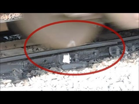 Thumbnail: SHORT VIDEO ON CONDITION OF INDIAN RAIL TRACKS : INDIAN RAILWAYS