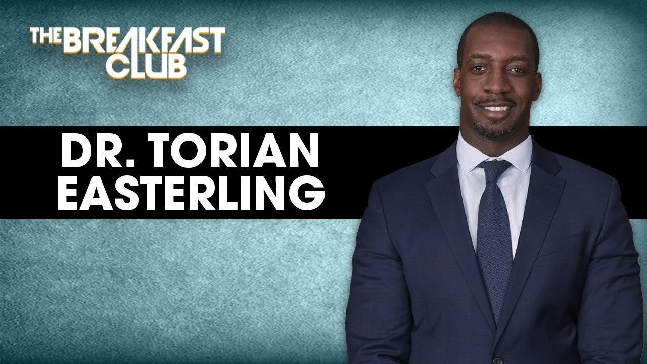 Dr. Torian Easterling Speaks On Importance Of Flu Vaccine, Underlying Conditions + More