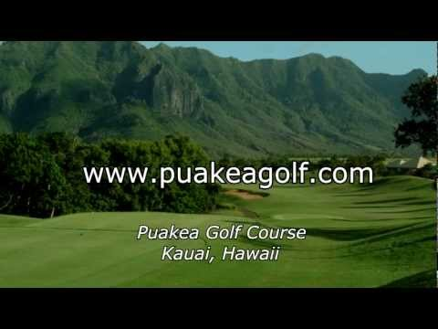 Puakea Golf Course - Kauai, Hawaii