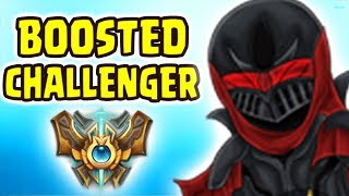 Challenger Boosted Gameplay | Noway4u Challenger Player (Deutsch/German) LoL