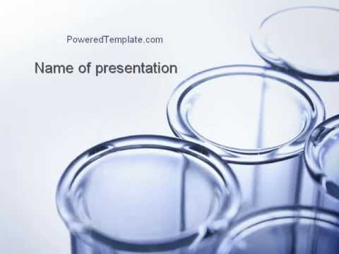 Lab ware powerpoint template by poweredtemplate youtube lab ware powerpoint template by poweredtemplate toneelgroepblik Image collections