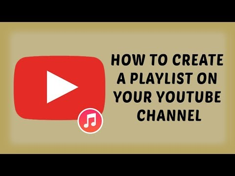 How To Create A Playlist On Your YouTube Channel | Tutorial Videos For YouTube (Hindi) - 56