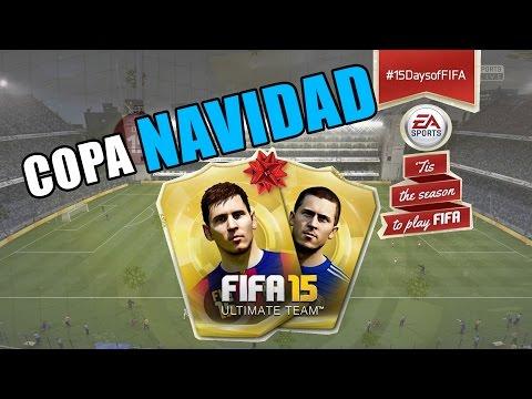 Especial Navidad FIFA15 | Copa FUTmas