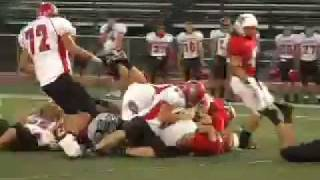 Football Highlights vs. Olivet, Sept. 26, 2009