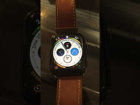 Apple watch series 4 cellular review and timer issue