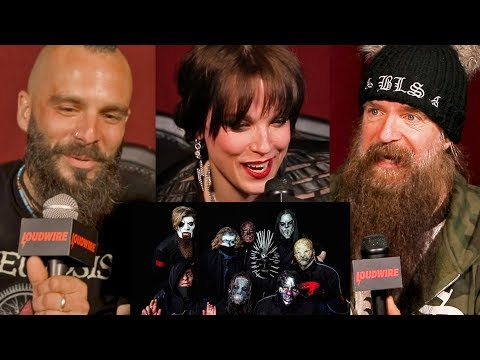 Rockers React to Slipknot's New Masks