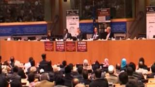 News Report: Murder in the name of God, 20 Sep 2011 European Parliament
