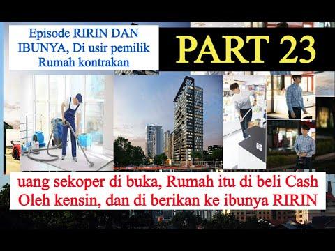 KISAH PEMUDA KAYA YANG JADI CLEANING SERVICE, EPISODE 23