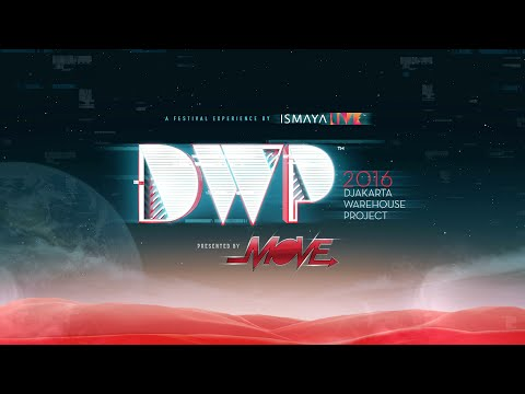 Djakarta Warehouse Project 2016 - #DWP16 Phase 1-3 Video Mix