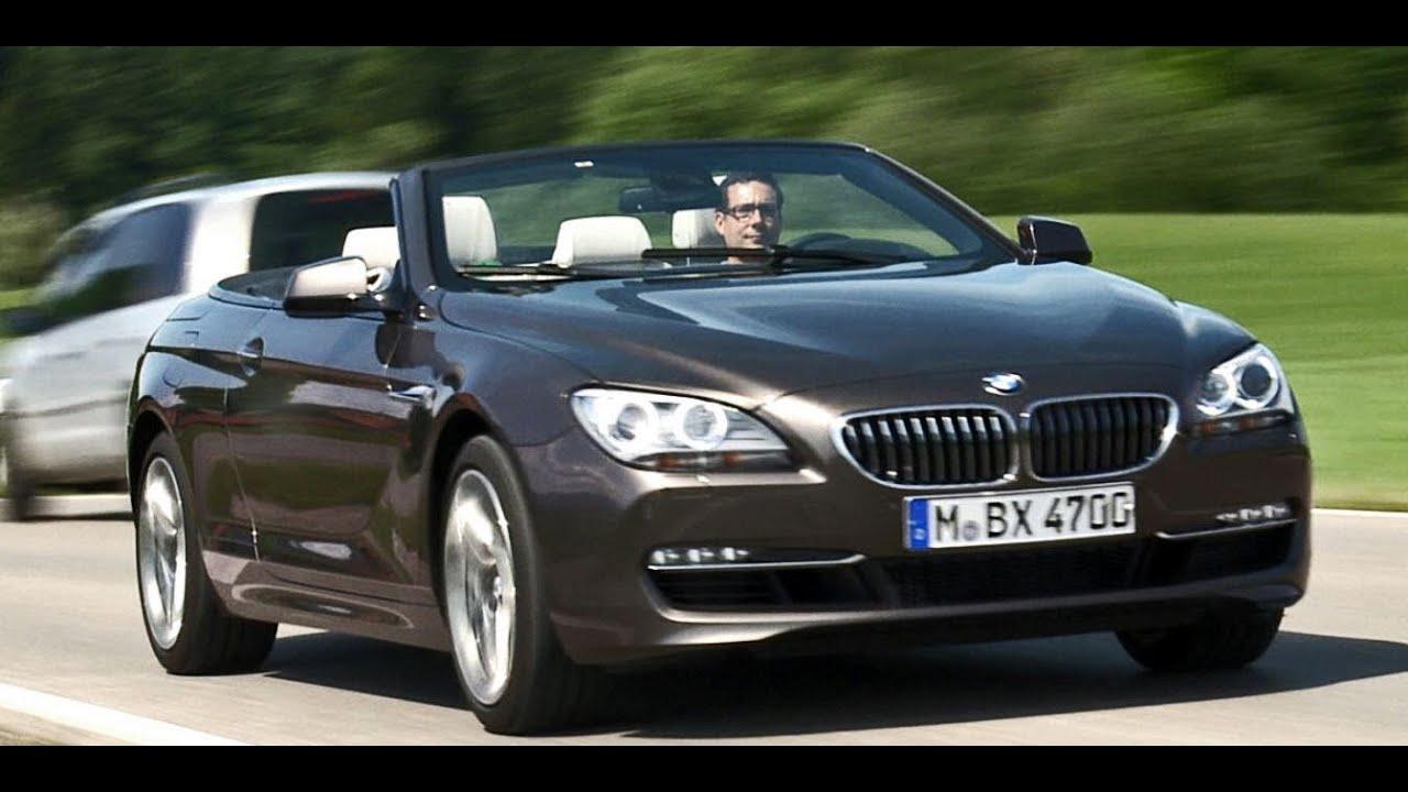 BMW 640i Cabrio Das perfekte Auto zum Boot  YouTube