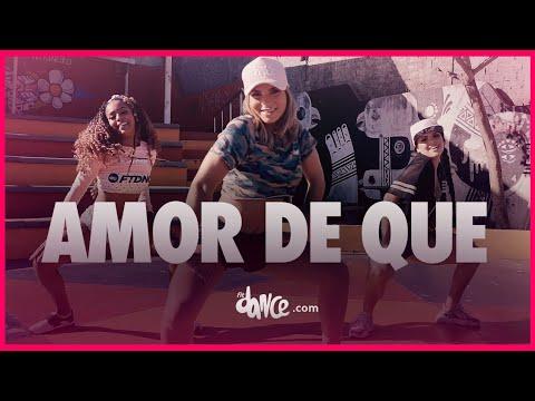 Amor de que - Pabllo Vittar   FitDance TV (Coreografia Oficial) Dance Video