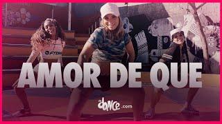 Amor de que - Pabllo Vittar | FitDance TV (Coreografia Oficial) Dance