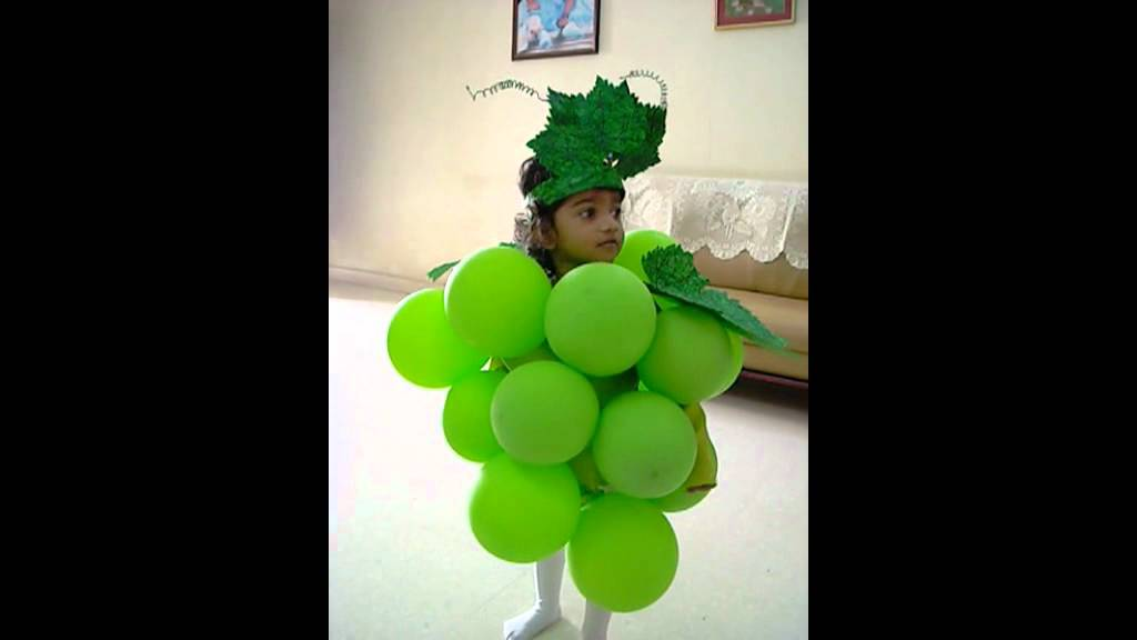 Grapes fancy dress youtube grapes fancy dress solutioingenieria