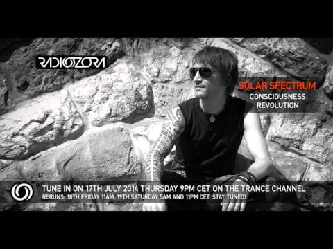 Solar Spectrum - RadiOzora Set June 2014