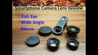 CHEAP CHINESE GADGETS - Smartphone Lenses