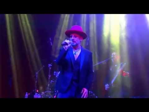 "Boy George ""King of Everything"" The Belasco April 29, 2014"