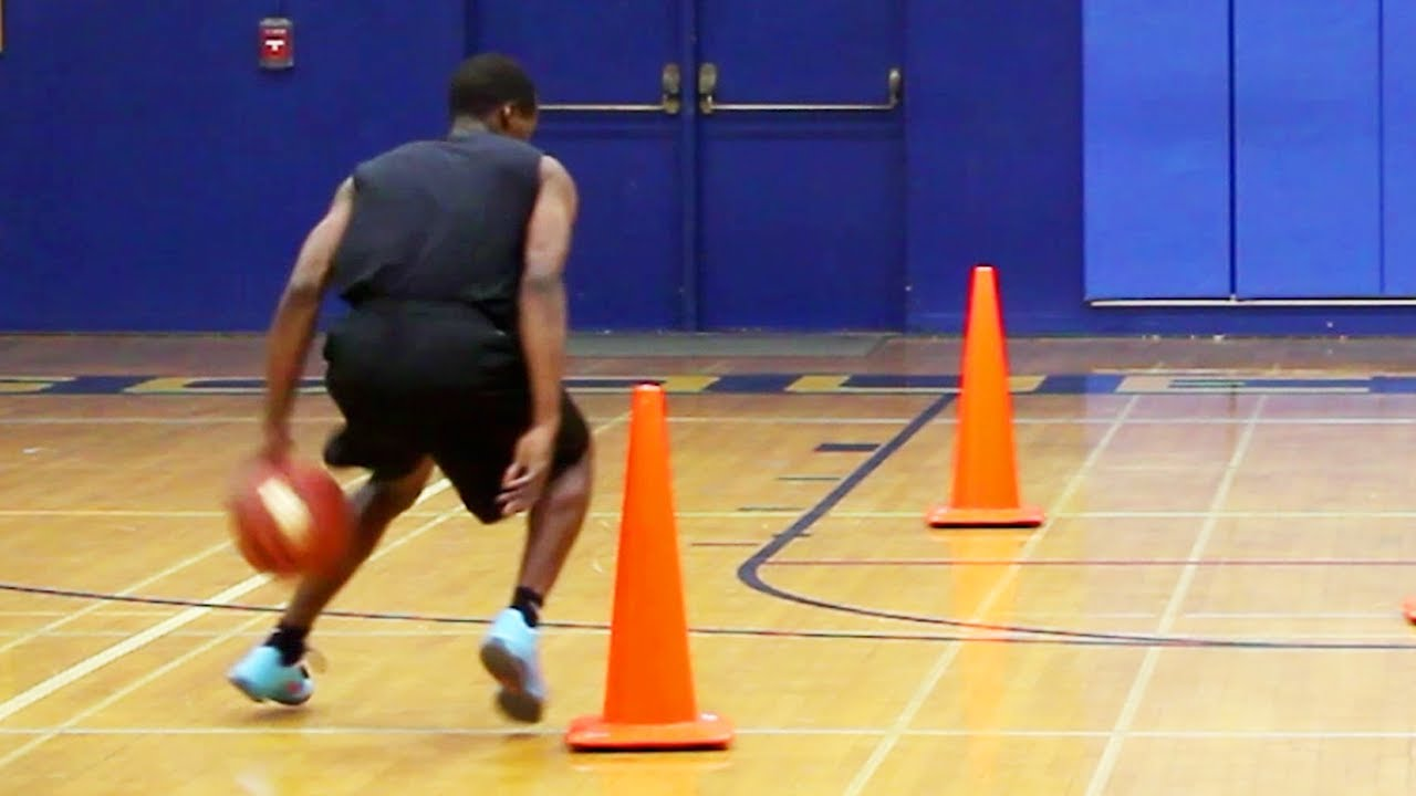 basketball drills with cones pdf