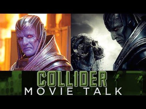 Collider Movie Talk - Bryan Singer Defends Look Of Apocalypse In X-Men Movie