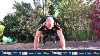 Wednesday Fitness Isolation Challenge - Week 2