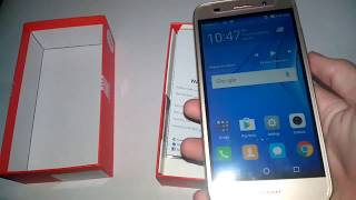 Huawei Y3 (2017) Unboxing / Review