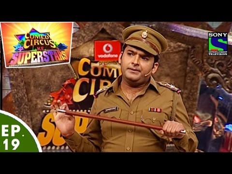 Comedy Circus Ke Superstars - Episode 19 - Kapil As Inspector
