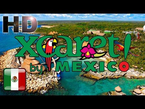 XCARET MEXICO HD.