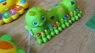 видео Какие выбрать игрушки для мальчика на 2 года? Где купить игрушку для 2-летнего мальчика?