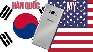 Galaxy S8 Plus Hàn Vs Mỹ Lựa Chọn Nào Dành Cho Bạn