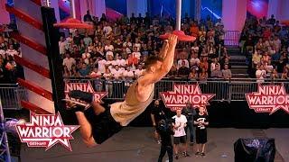 Ninja Warrior Germany: Langsam? Nicht mit ihm! - Wahnsinns-Run von Benjamin Grams