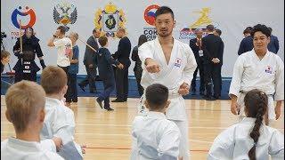 Seminar Shimizu Ryosuke in Khabarovsk, part 1
