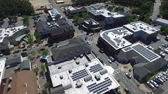 Mashpee Commons Solar- Built by Sunbug Solar
