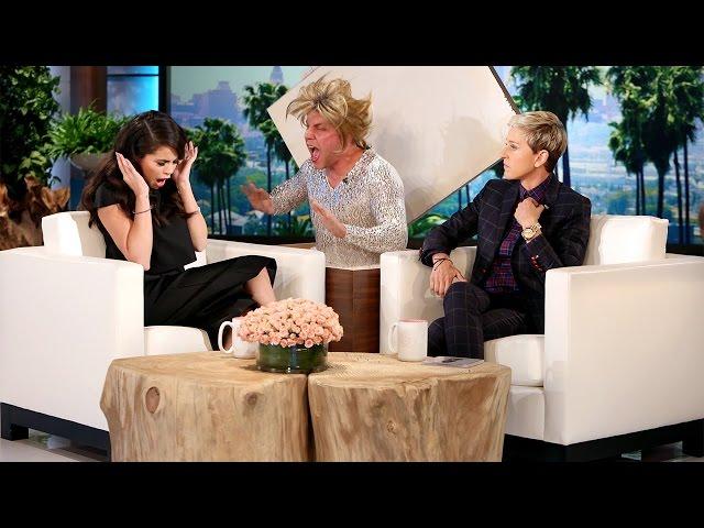 Ellens Never-Ending Scares