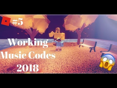 ROBLOX | Music Codes | Working | 2018 | #5