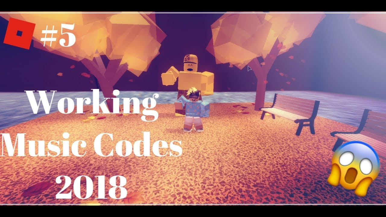 ROBLOX | Music Codes | Working | 2018 -2019 | #5