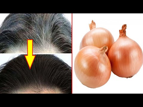 Home Remedies Turn White Hair To Black Hair Naturally At Home