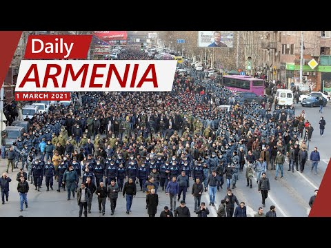 Several Rallies In Yerevan: The Political Crisis Continues In Armenia