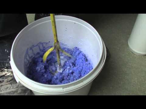 Dusche und Bad-Wasserdichte Beschichtung- wie es zu installieren?