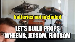 Batteries Not Included Robots - Flotsom and Jetsom (HD)