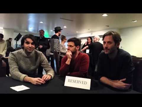Alex Ross Perry, Justin Bartha and Jeff Baena on improv and pet peeves