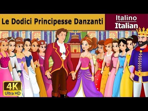 Le Dodici Principesse Danzanti | Storie Per Bambini | Favole Per Bambini | Fiabe Italiane