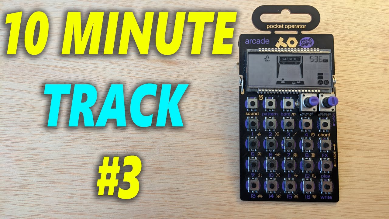 PO-20: Ten Minute Track #3