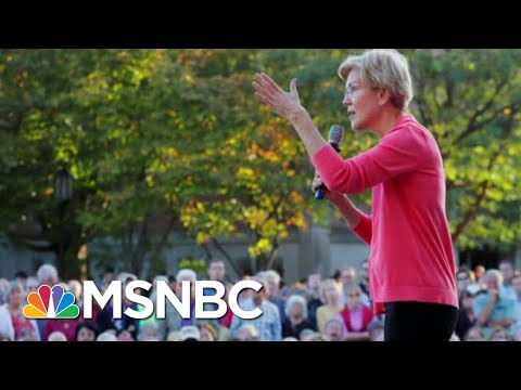 Elizabeth Warren Blasts Billionaires In New Ad | Velshi & Ruhle | MSNBC