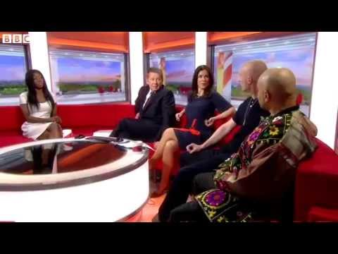 M People - BBC Breakfast Interview - 20th Anniversary Greatest Hits Tour 2013