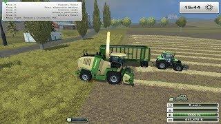 Стрим:Farming Simulator-2013.На карте.Русский Фермер.Четырнадцатая серия.05.11.2017г.
