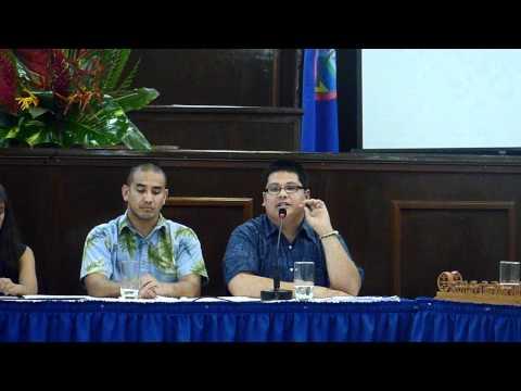 Julian Aguon - Guam's Quest for Decolonization
