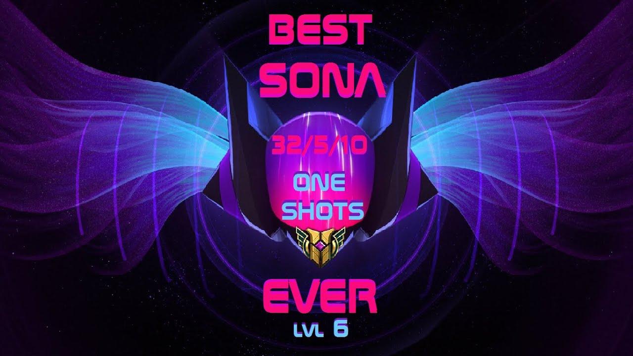 650 Ap Sona Build One Shots Lol Youtube