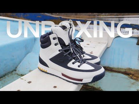 Распаковываем ботинки Lacoste Urban Breaker 🇫🇷